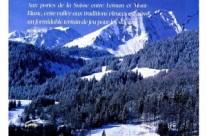 Abondance, une vallée animée, idéale pour votre stage glace