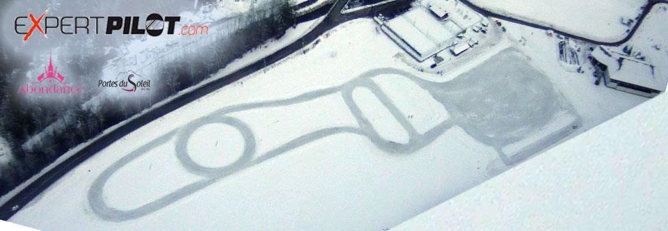 Circuit Glace Abondance : le top pour votre stage de conduite sur glace !
