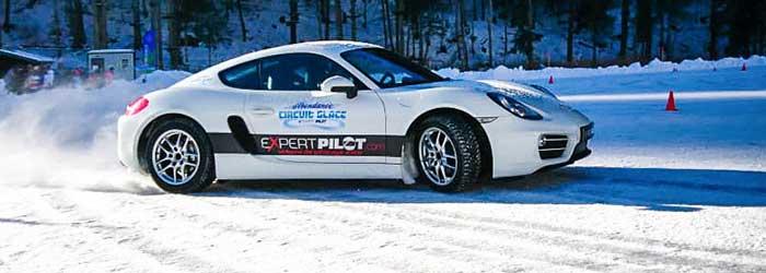 circuit glace conduite hivernale abondance